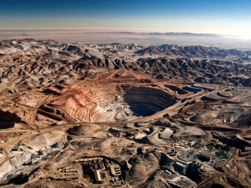 Global copper miners head for worst quarter since 2008