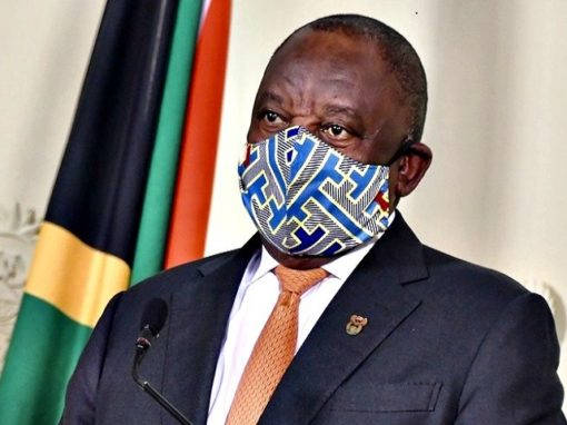 President Cyril Ramaphosa eases Covid-19 lockdown measures