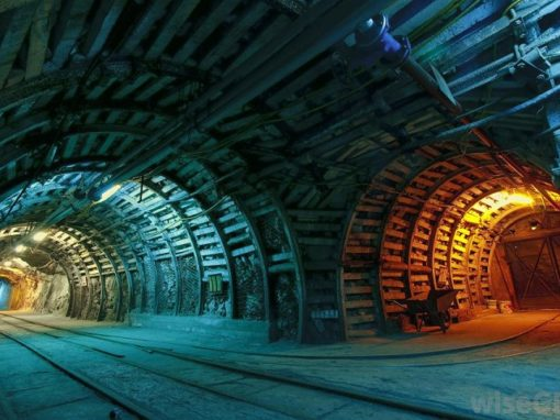 Advantages of using the Split Set / Friction Anchor system for Underground Roof Support in Mining