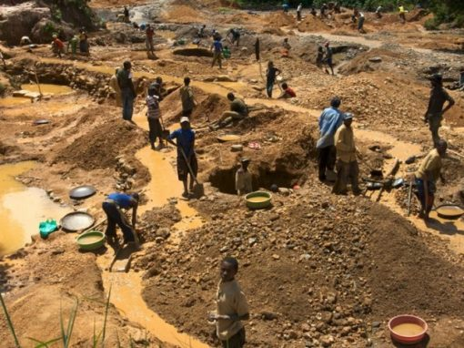 DRC gold worth billions being smuggled out, says UN