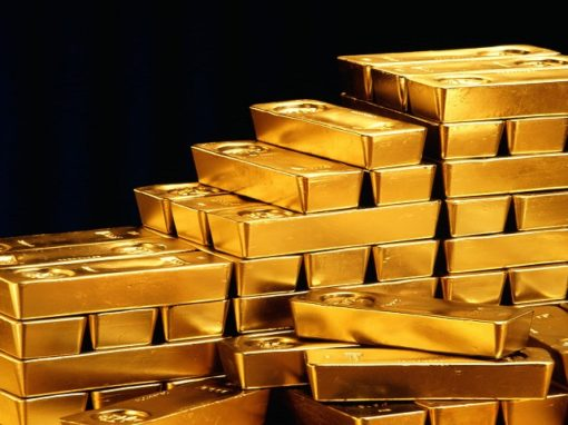 Trillions flooding financial markets send gold price to 7-year high
