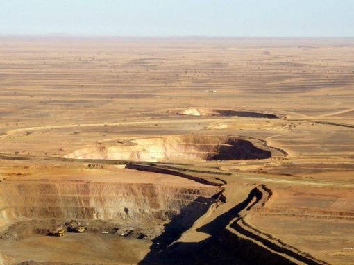 Kinross Gold boosts position in Mauritania